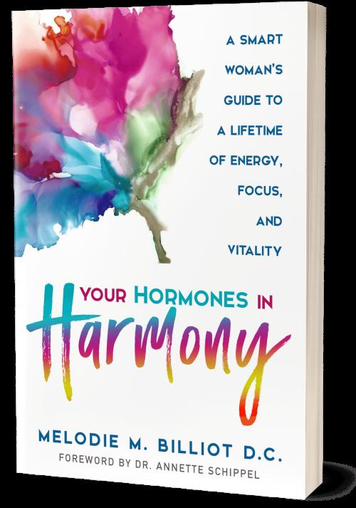 Your Hormnes In Harmony Book