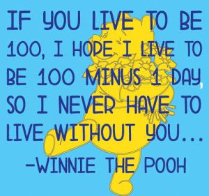 Pooh-Live Longer