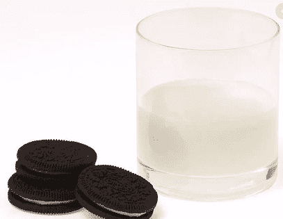 Milk & Oreos