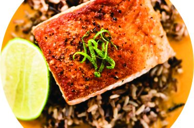 SMASH: Potent Recipe to Increase Omega-3