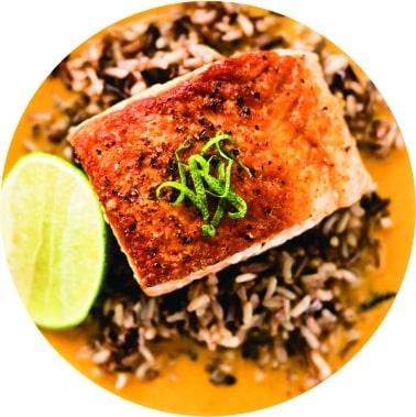 Omega-3 Salmon