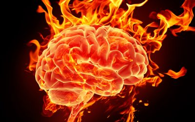 Anxiety and Depression-Brain On Fire?